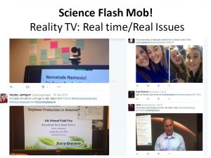 Science Flash Mob