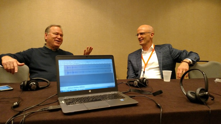 Working Out Loud in Extension: A WDinExt Podcast