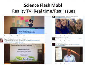 Science Flash Mob