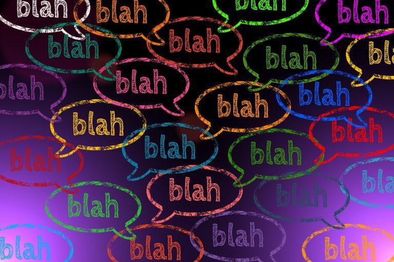 Why We Suck at Conversation
